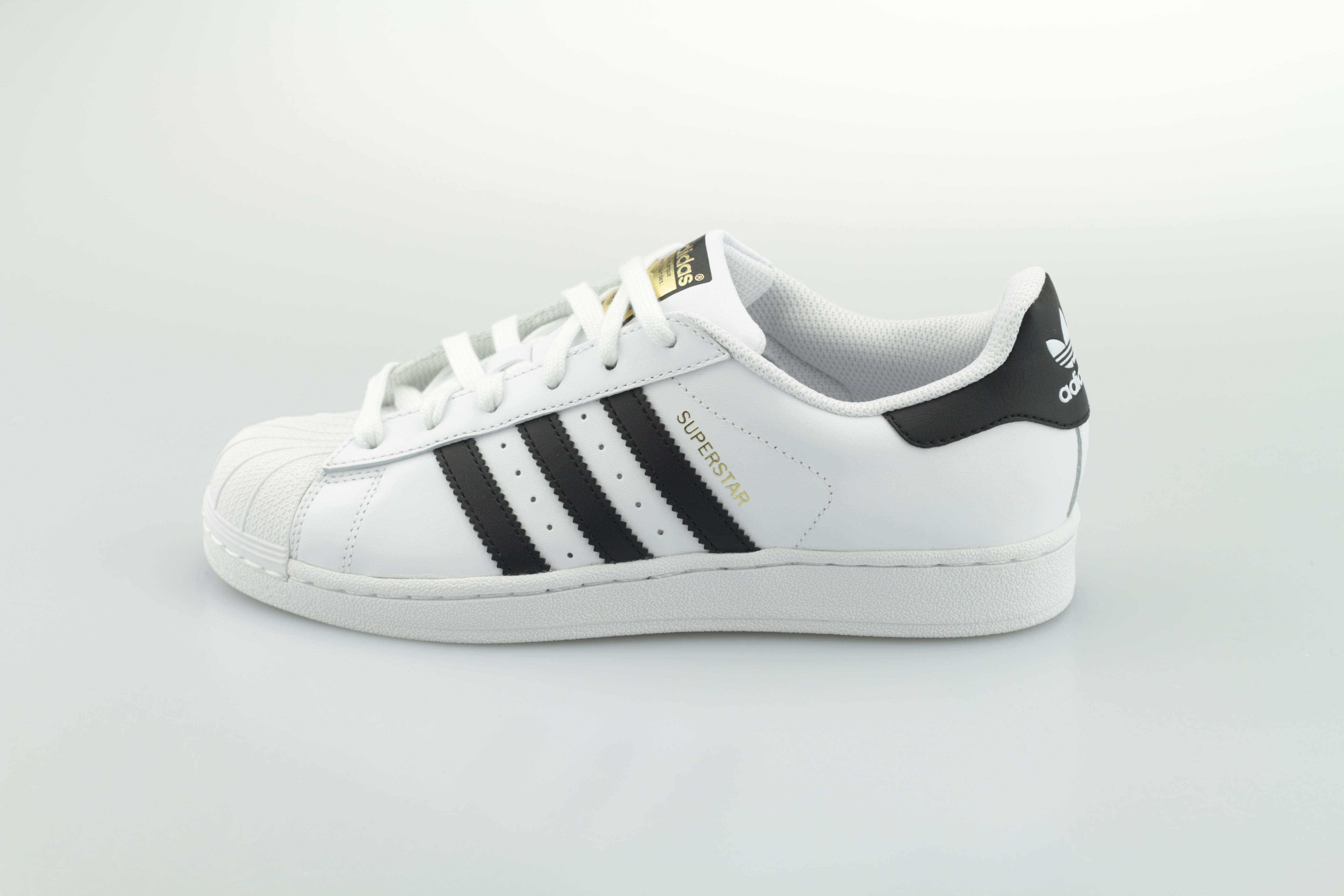 Superstar Foundation (Footwear White Core Black Footwear White)