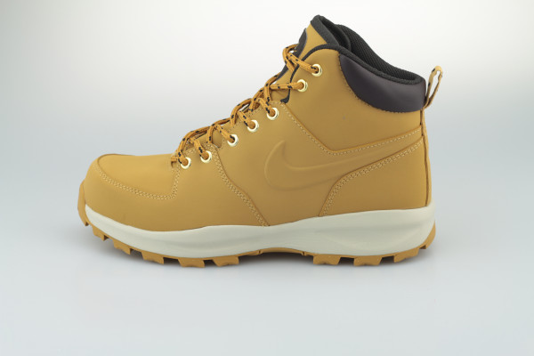 Nike Manoa Leather Boot (Haystack / Haystack - Velvet Brown)