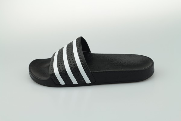 adilette (Core Black / White / Core Black)