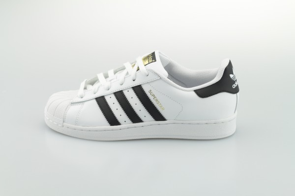Superstar Foundation (Footwear White / Core Black / Footwear White)