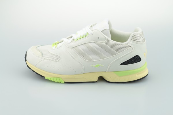 ZX 4000 (Off White / Raw White / Chalk White)