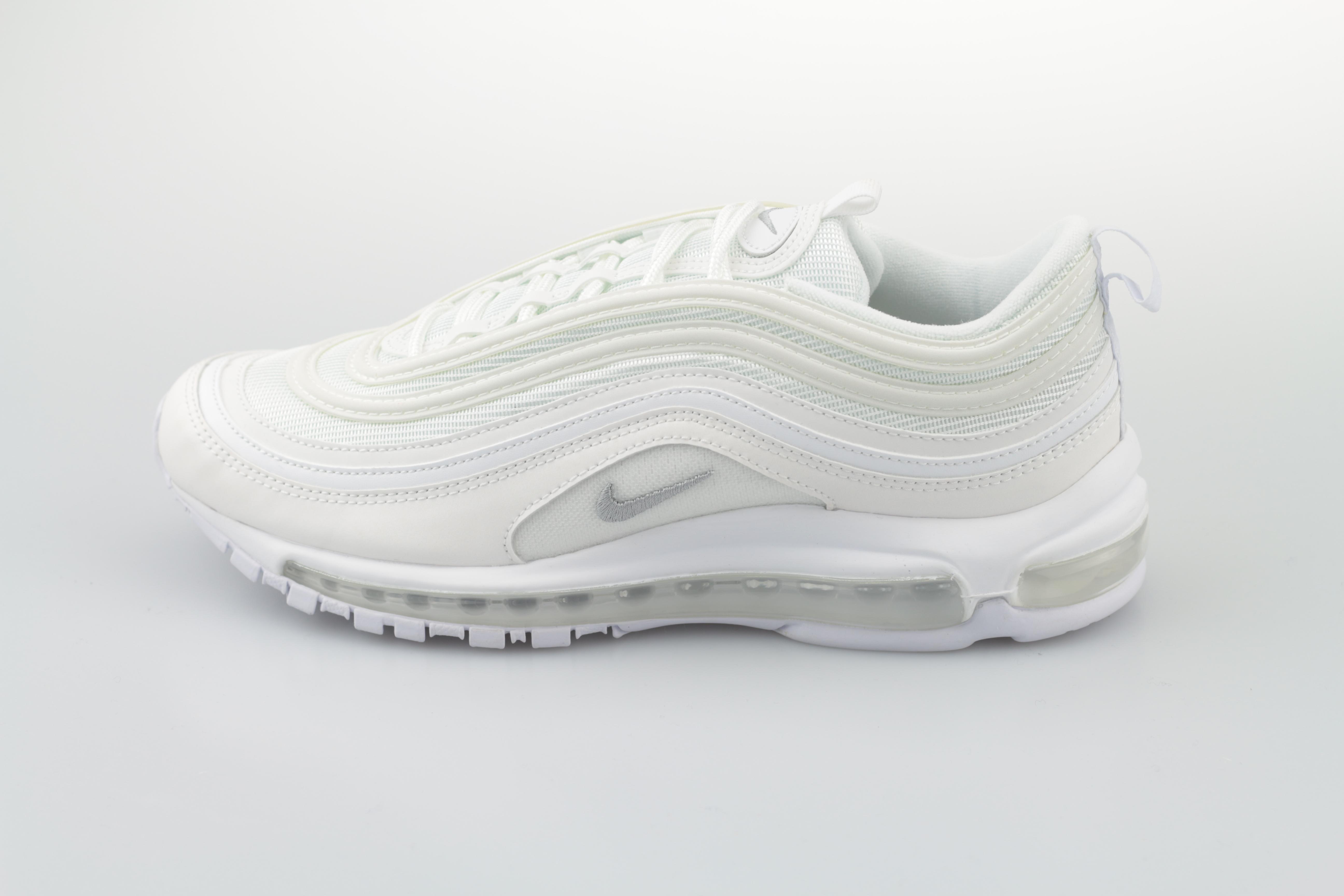 Nike Air Max 97 Herrensneaker Weiß | Sneaker Circle