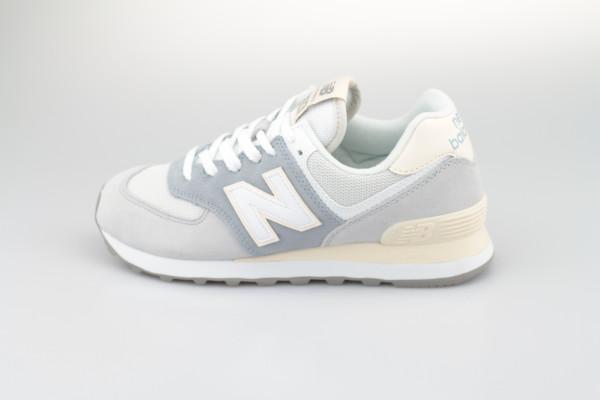New Balance WL 574 (Light Grey)