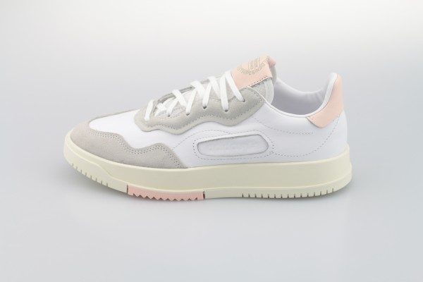 SC Premiere W (Footwear White / Footwear White / Icey Pink)