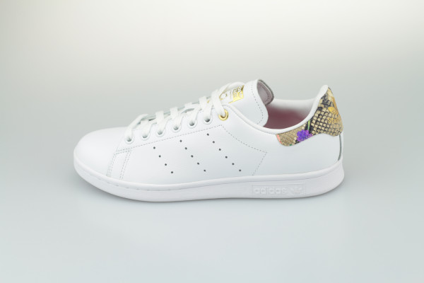 Stan Smith W (White / Gold)