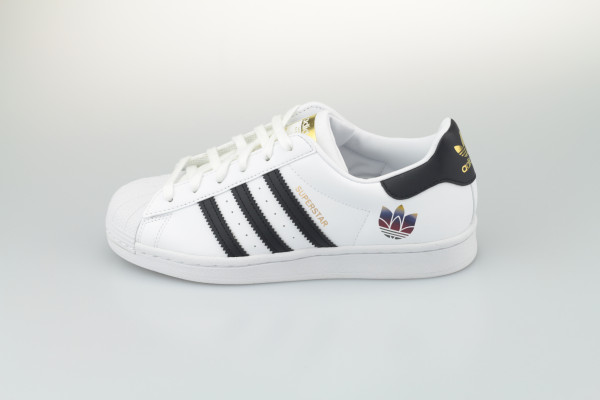 Superstar W (Footwear White / Core Black / Goldmetal)