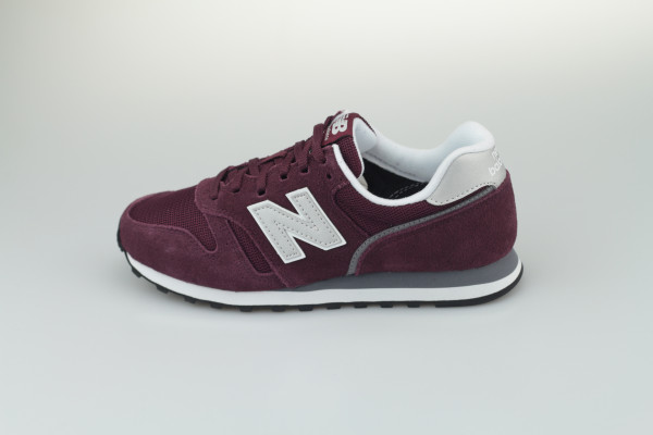 New Balance ML 373 (Burgundy / White)