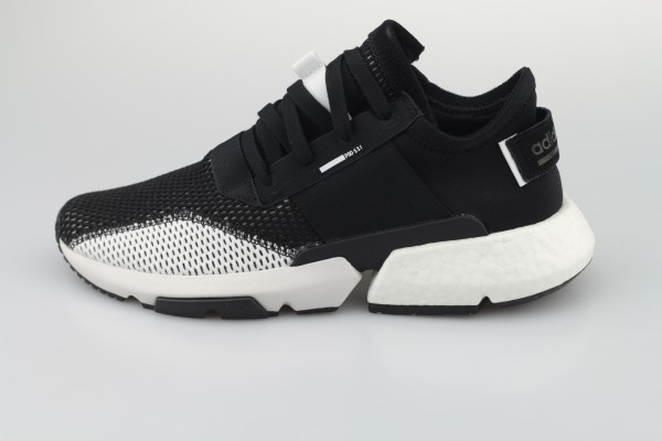 POD-S3.1 (Core Black / Core Black / Footwear White)