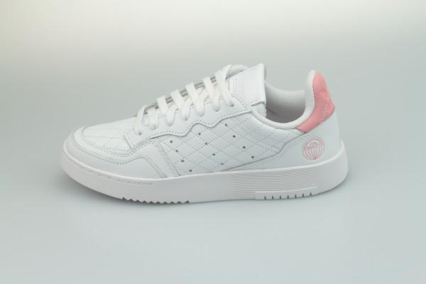 Supercourt W (Footwear White / Footwear White / Glory Pink)