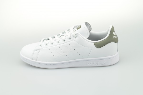 Stan Smith (Footwear White / Footwear White / Legacy Green)