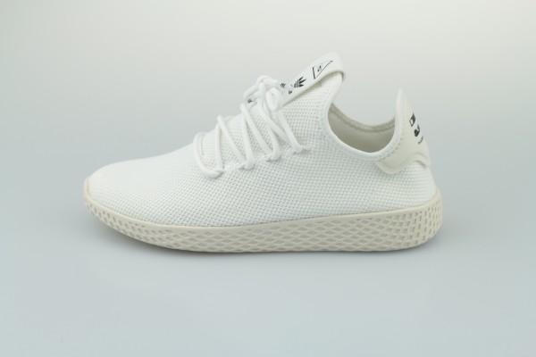 PW Tennis HU (Footwear White / Footwear White / Chalk White)