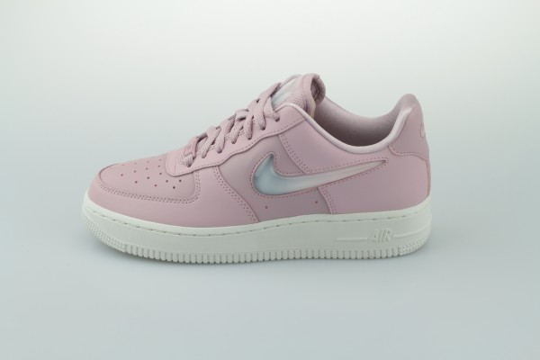 Wmns Air Force 1 '07 SE Premium (Plum Chalk / Obsidian Mist - Summit White)