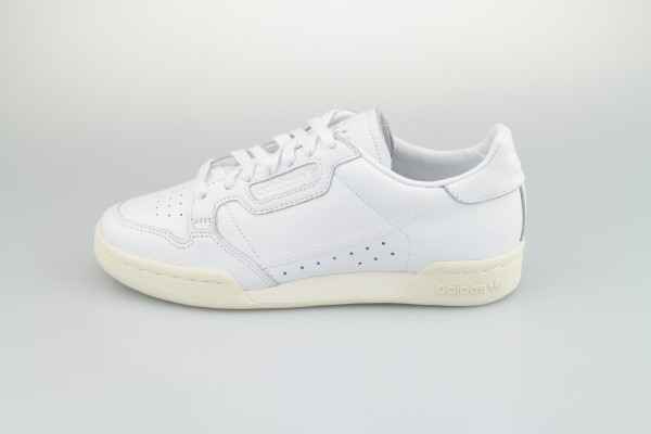"Continental 80 ""Home of Classics"" (Footwear White / Footwear White / Off White)"
