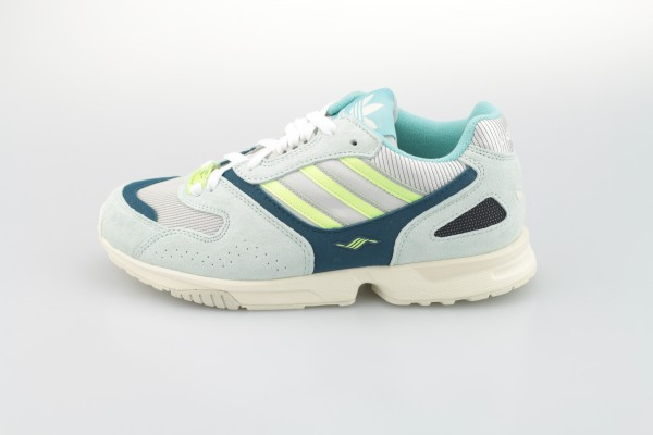 ZX 4000 W (Ice Mint / Hi-Res Yellow / Grey One)