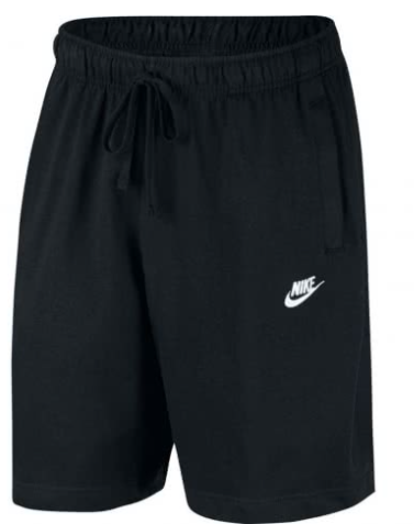 Nike Herren Short NSW Club Shorts (black)