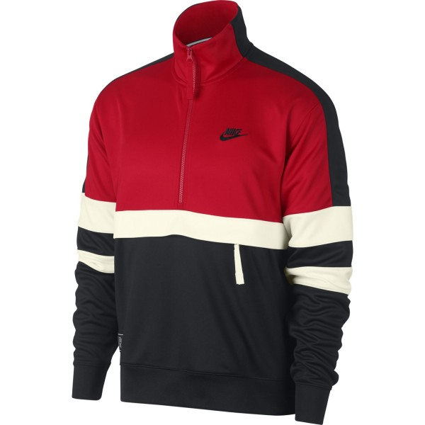 Sportswear Air Jacket (University Red / Black - Sail - Black)