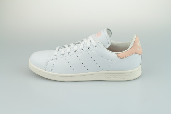 Stan Smith (Footwear White / Vapour Pink / Chalk White)