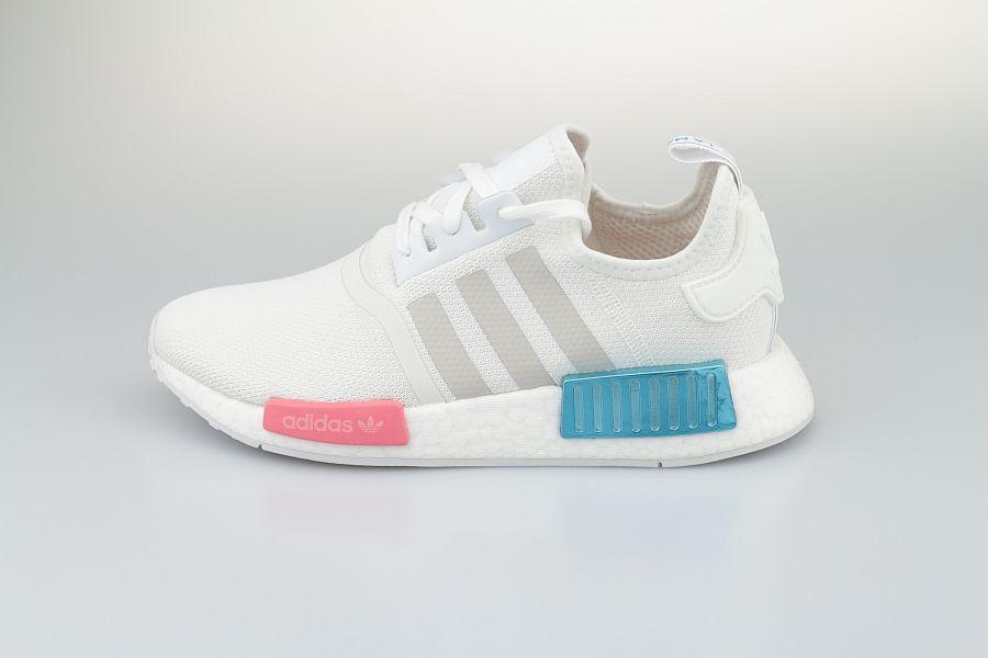 Adidas-NMD-Weiss-Blau-Rot-900-1