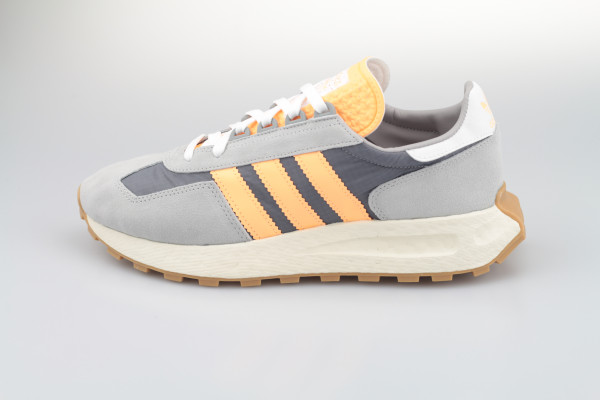 adidas Retropy E5 (Grey Two / Acid Orange / Grey Two)