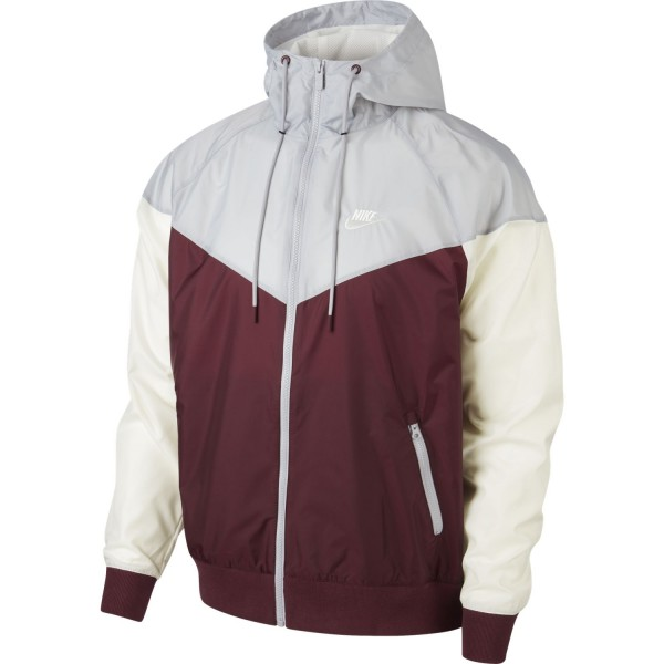 Sportswear Windrunner (Night Maroon / Wolf Grey - Sail - Sail)