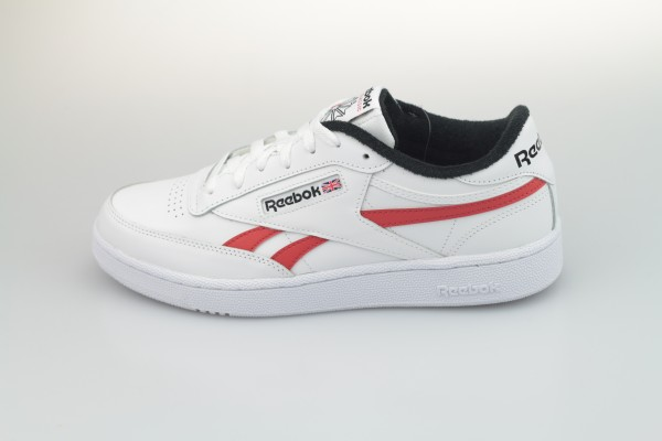 Club C Revenge MU (White / Black / Legacy Red)