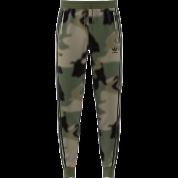 adidas Camo AOP Pant (Olive / Black)