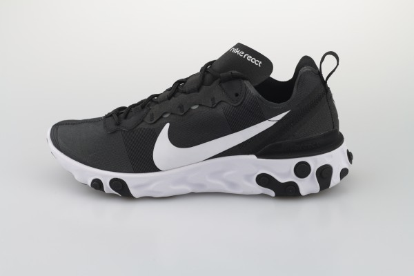 React Element 55 (Black / White)