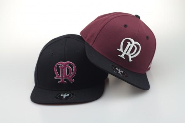 "Marburg City Caps Pack ""1 of 143"" (Schwarz & Rot)"