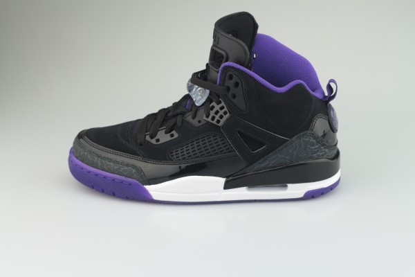 Spizike (Black / Court Purple - Anthracite - White)