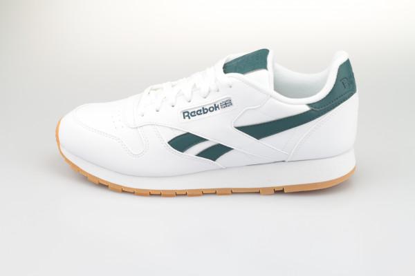 Reebok Classic Vegan (White/Green)