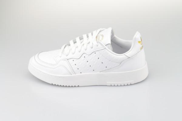 Supercourt W (White/White/Gold)
