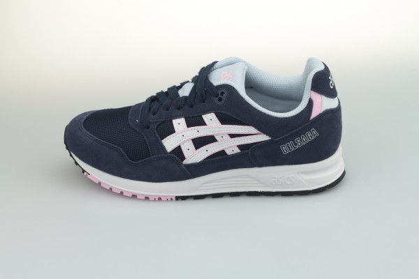 Wmns GelSaga (Midnight / White)