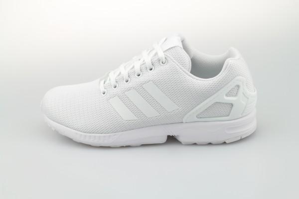 ZX Flux (Footwear White / Footwear White / Footwear White)