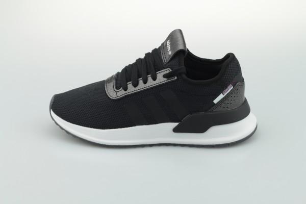U_Path Run X W (Core Black / Purple Black / Footwear White)