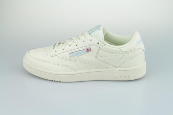 Club C 85 MU (Classic White / Denim Glow)
