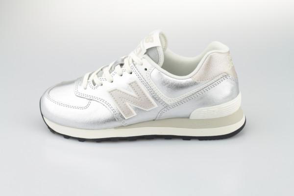 New Balance WL 574 PR2 (Silver)