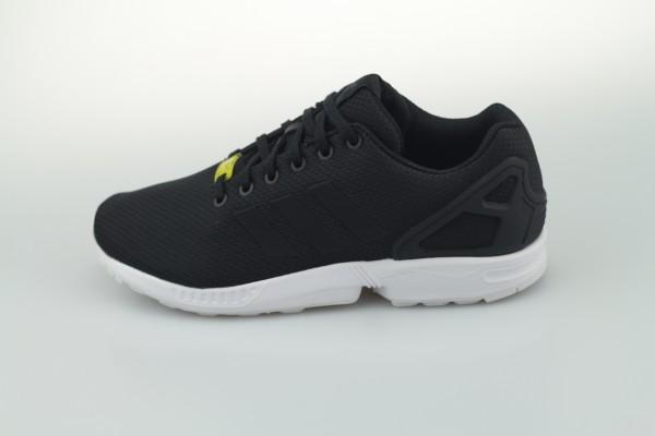 ZX Flux (Core Black / Core Black / Footwear White)