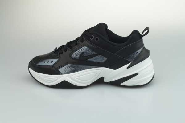 Wmns M2K Tekno Essential (Black / Black - Metallic Hematite - Summit White)