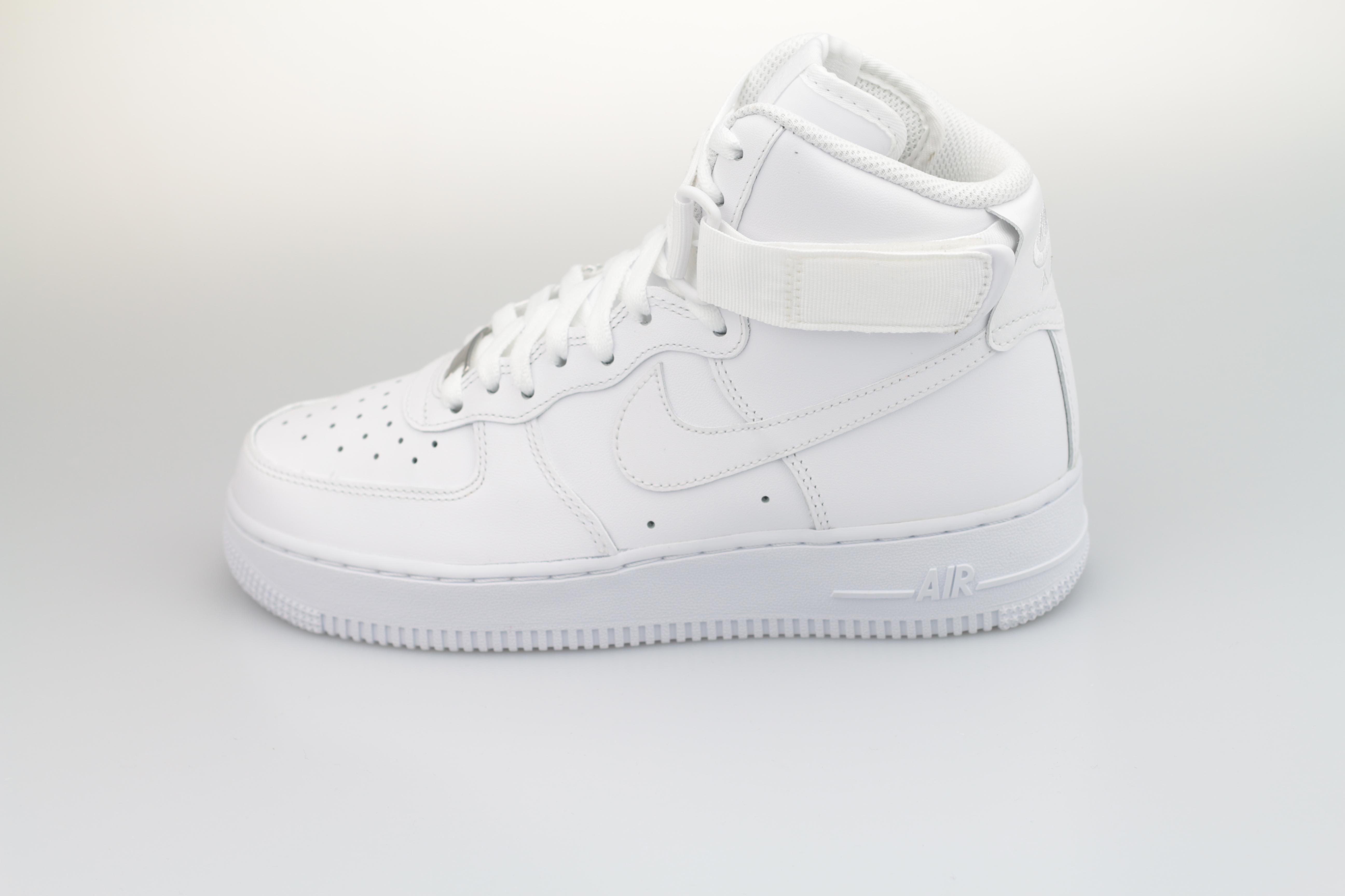 Wmns Air Force 1 High (White White White)