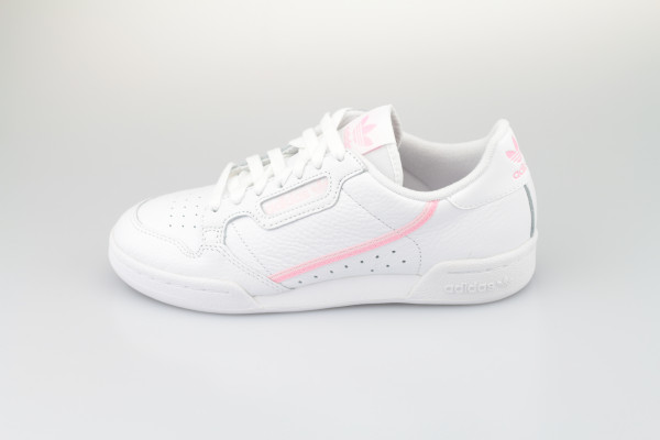 Adidas Continental 80 W (Footwear White / True Pink / Clear Pink)