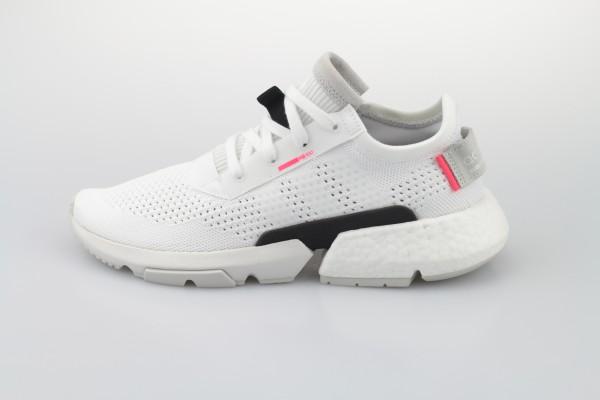 POD-S3.1 (Footwear White / Footwear White / Shock Red)