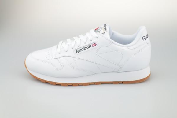 Reebok Classic Leather (White/Gum)