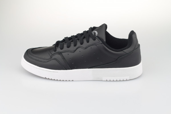 Adidas Supercourt (Core Black / Core Black / Cloud White)