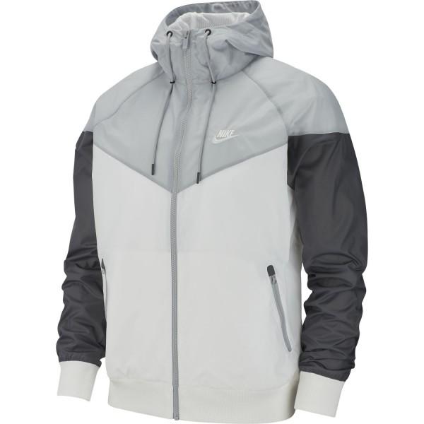 Sportswear Windrunner (White / Wolf Grey / Dark Grey / White)