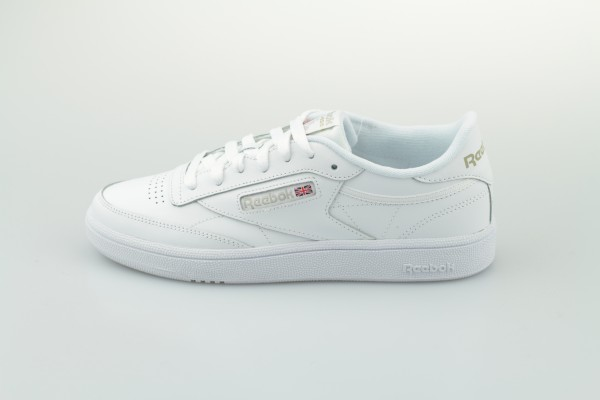 Club C 85 (White / Light Grey)