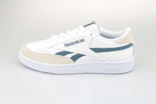 Reebok Club C Revenge (Footwear White / Brave Blue / Cloud White)