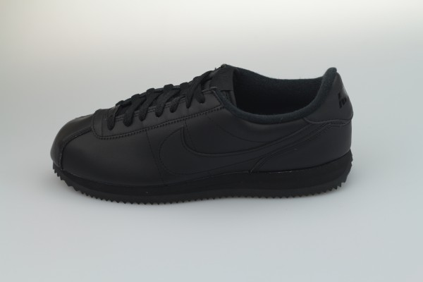 Classic Cortez Leather (Black / Black - Anthracite)