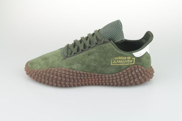 Kamanda 01 (Base Green / Base Green / Crystal White)