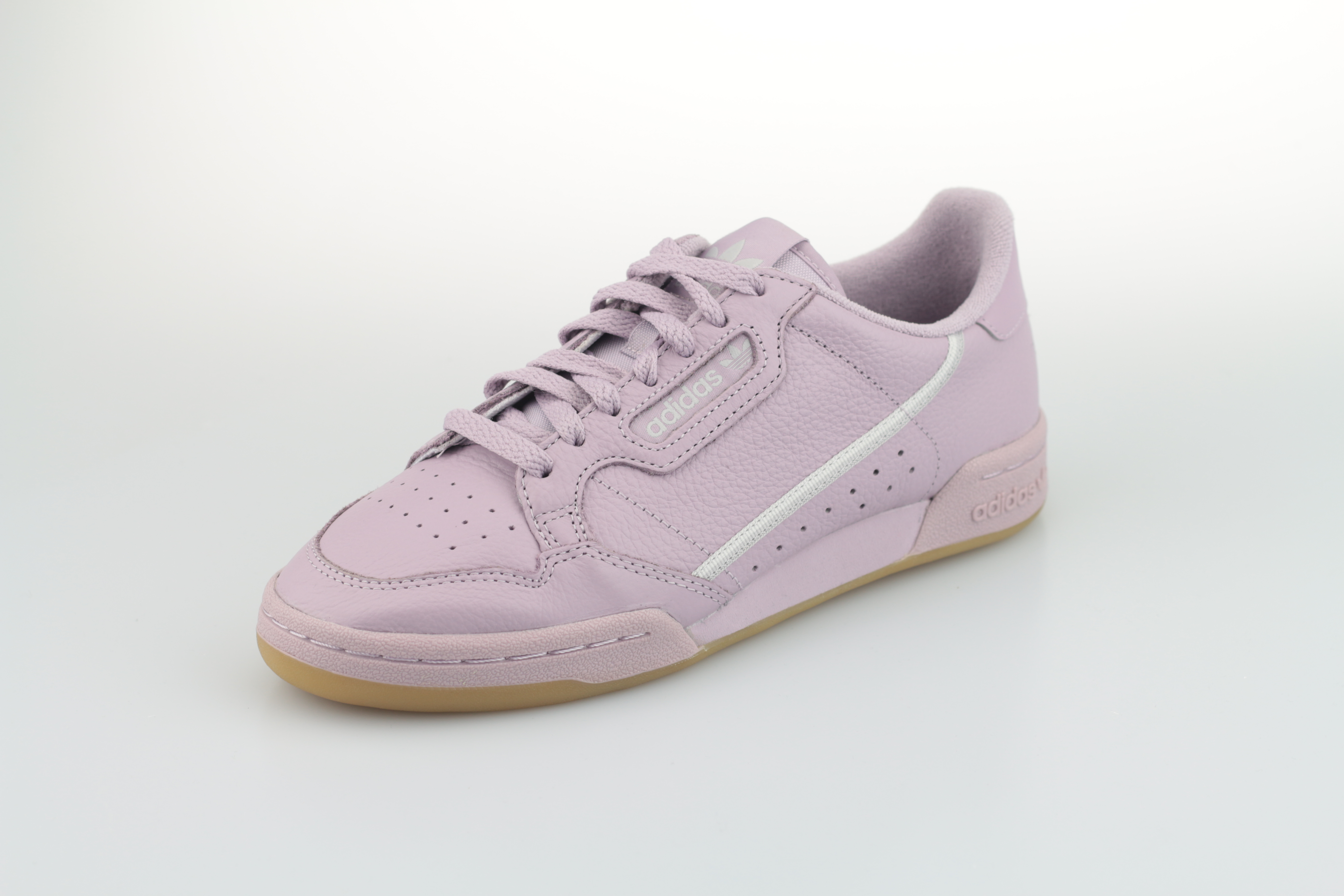 adidas Originals Continental 80 W Off White Orchid Tint Soft Vision
