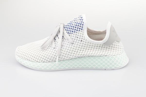 Deerupt Runner (Grey One / Footwear White / Ice Mint)